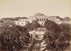 Palace of Zeb-un-Nissa (Aurangazebe's daughter), Aurangabad.
